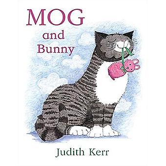 MOG och kaninen (Mog katt böcker)