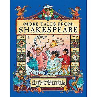 Más cuentos de Shakespeare