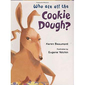 Som åt alla Cookie degen?