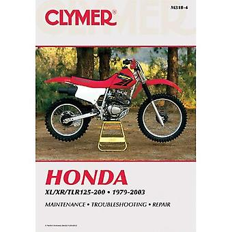 Honda XL/XR/TLR 125-200 1979-87, XR200R-03