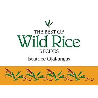 Beste van wilde rijst recepten