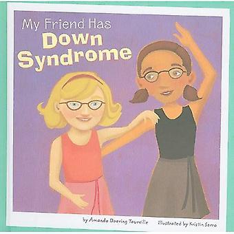 Minha amiga tem síndrome de Down (amigos com deficiência)