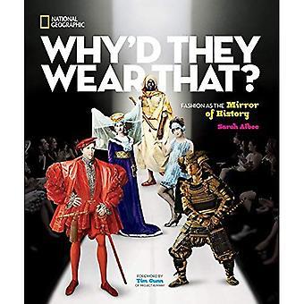 Perche ' vuoi che indossano?