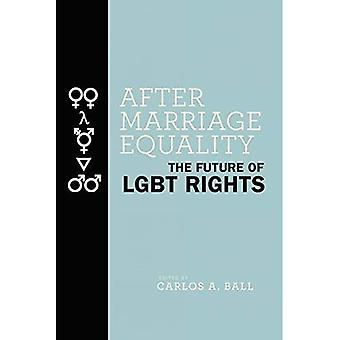 Nach Gleichstellung der gleichgeschlechtlichen Ehe: Die Zukunft der LGBT-Rechte