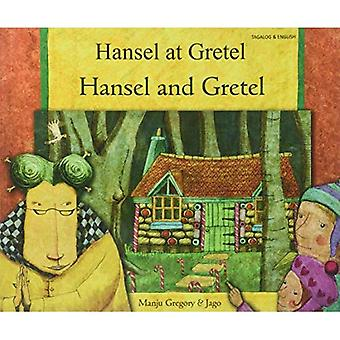 Hansel and Gretel in Tagalog and English