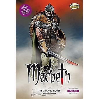 Macbeth: Plain Text (Graphic Novel)