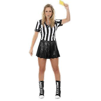 Orion Costumes Womens Football Referee Sport Fancy Dress Costumes