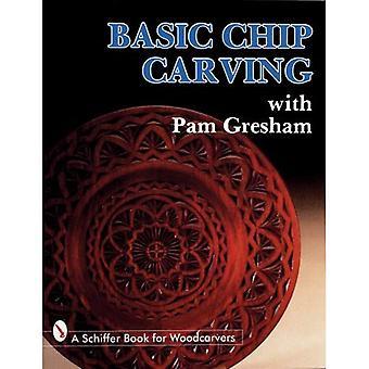 Basic Chip Carving with Pam Gresham