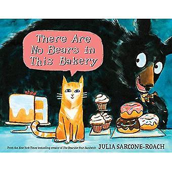 Il n'y a pas d'ours dans cette boulangerie
