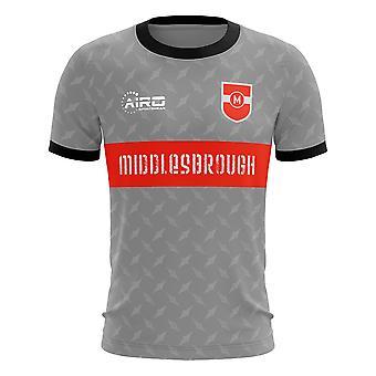 Maillot de football Middlesbrough Away 2019-2020 - Little Boys
