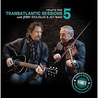 Douglas, Jerry / Bain, Aly - Transatlantic Sessions 5 - 1 [CD] USA import