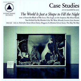 Case Studies - World Is Just a Shape to Fill the Ni [Vinyl] USA import