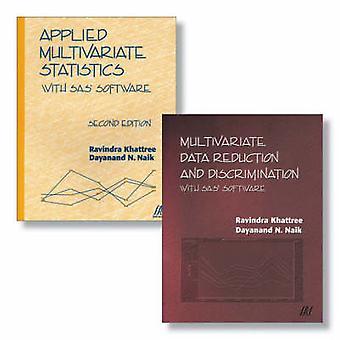 Estadísticas multivariantes aplicadas con el software SAS Segunda edición Reducción de datos multivariantes y discriminación con el software SAS establecido por Ravindra KhattreeDayanand N. Naik