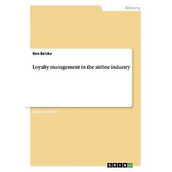 Loyalty management i luftfartsindustrien af Beiske & Ben
