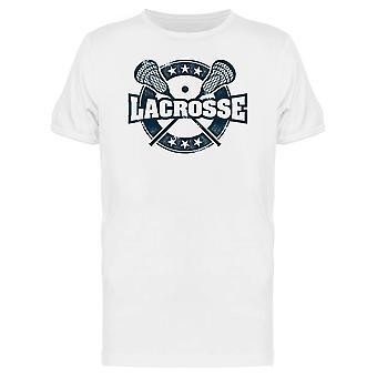 Vintage Style Lacrosse Tee Men's -Image by Shutterstock