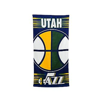 Utah Jazz NBA Northwest Beach Bath Towel