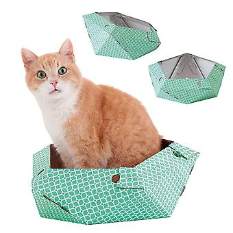 United Pets Cat-In-The-Box