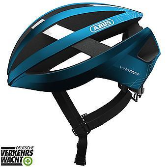 Capacete de bicicleta portão ABUS Vian / / aço azul