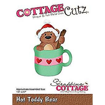 CottageCutz Hot Toddy ours (CC-497)