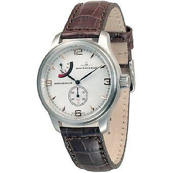 Zeno-relógio mens assistir NC retro alimentação reserva limited edition 9554-6PR-g2-N2