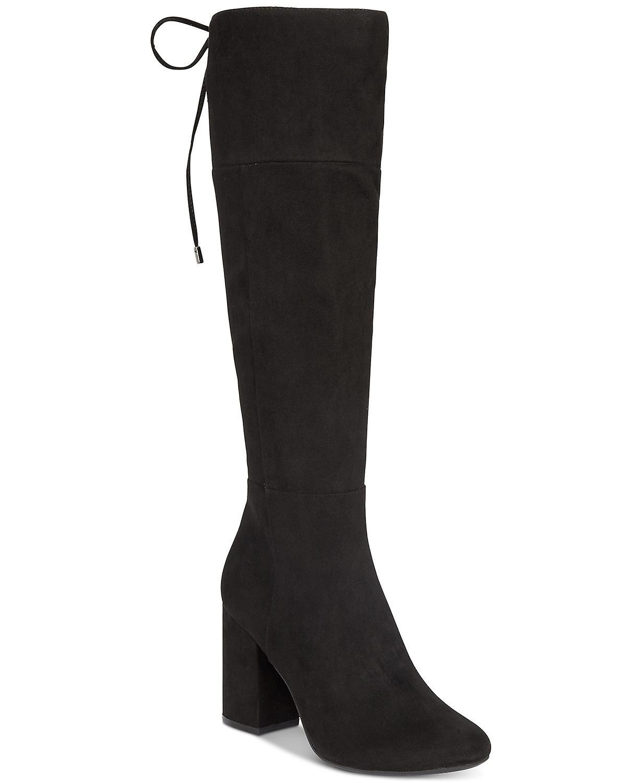 Kenneth Cole Reaction damskie 7 koronki Corie Closed toe kolana High Fashion Boots oT7uR
