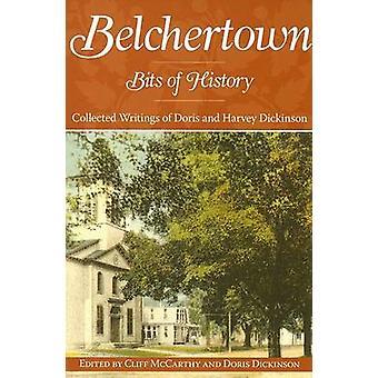 Belchertown - Bits of History by Cliff McCarthy - Doris Dickinson - 97