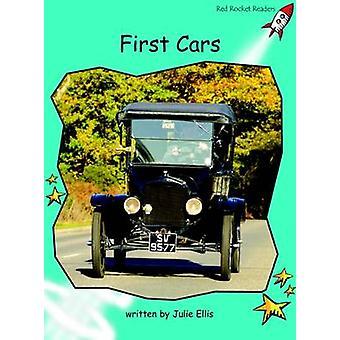 First Cars - Fluency - Level 2 (International edition) by Julie Ellis -