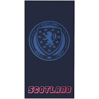 Scotland F.A. Towel