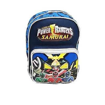 Mini rygsæk - Power Rangers - Samurai Skoletaske Bog Boys pr7753