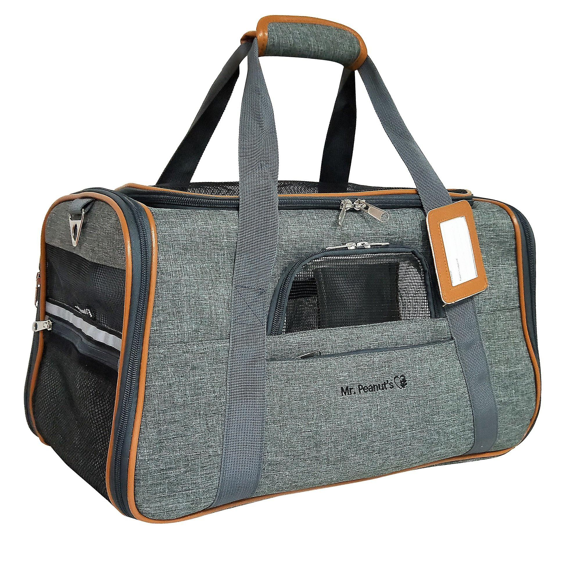 Platinum series airline approved soft sided tote