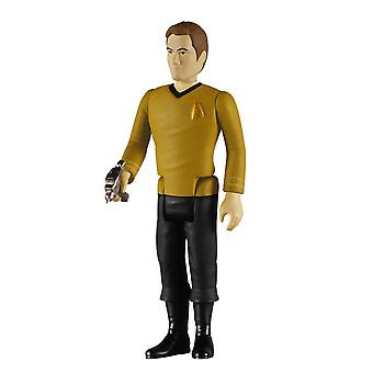 Star Trek Capitão Kirk figura de reação
