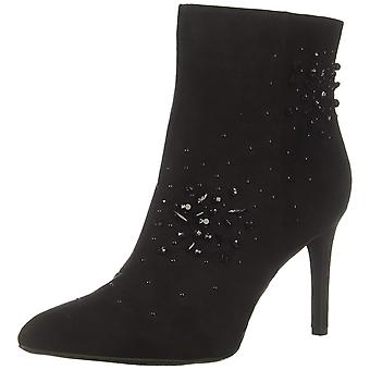 Circus by Sam Edelman Womens Octavia Fabric Pointed Toe Ankle Fashion Boots