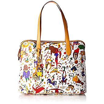 piero drive Vittoria Tote Bag Big Bag Woman (White) 34x235x95 cm (W x H x L)