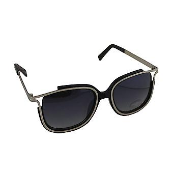 Sunglasses UV 400 Rectangle ZwartHL130_3