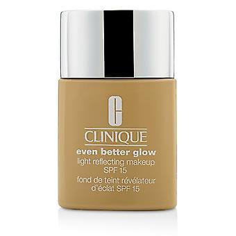 Clinique ancora meglio Glow Light riflettendo Makeup SPF 15 - # CN 70 vaniglia 30ml / 1oz