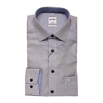 OLYMP Olymp Blue Shirt 1016 11