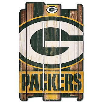 Wincraft PLANK Holzschild Wood Sign - NFL Green Bay Packers