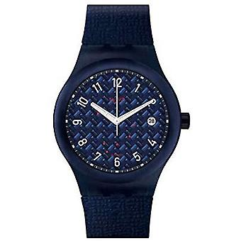 Swatch sistem Noite automatische mens Watch SUTN405