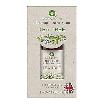 Aroma Home  Tea Tree 100% Pure Essential Oil: 9ml