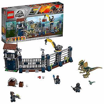 LEGO, Jurassic World-Dilophosaurus Station angreb