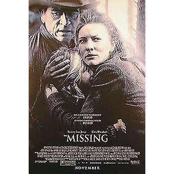 Den saknade (dubbelsidig regelbunden) original Cinema affisch