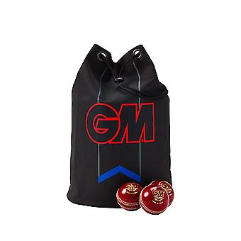 Gunn & Moore GM Cricket Ball Bag 24 Ball Capacity With Padded Shoulder Straps