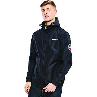 Ellesse Terrazzo chaqueta con capucha ligera negro 46