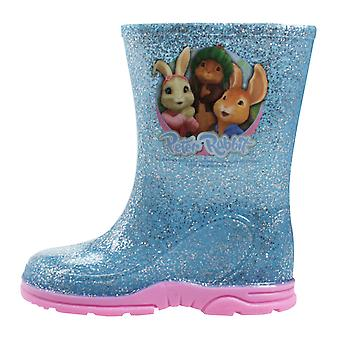 Lily Rabbit Girls Copahue Slip On Wellington Boots UK Sizes Enfant 5-10