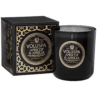 Voluspa Classic Maison Kerze Aprikosen & Aprilia 340g