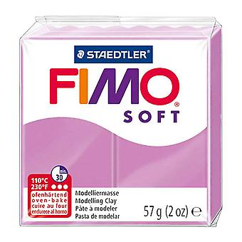 Fimo Soft Modelling Clay, Lavender, 57 g