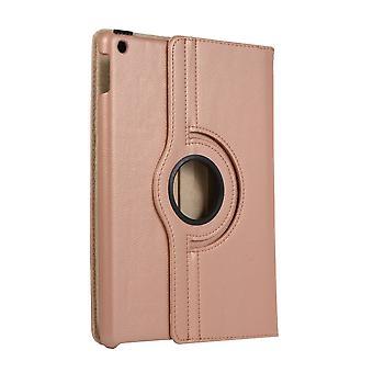 360 rotatie geval Apple iPad 10,2 2019-Rose Gold