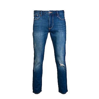 Emporio Armani Jeans J06 Denim Slim Fit 6z1j06 1duez