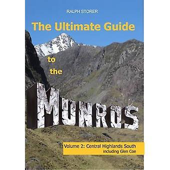 The Ultimate Guide till Munros - centrala högländerna södra - volym 2 b