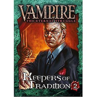 Vampire The Eternal Struggle Keepers of Tradition Bundle 2 Expansion Pack